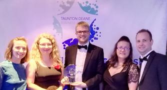 John Packer Triumphs in Business Award