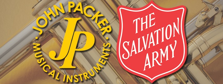 Proud to work with The Salvation Army