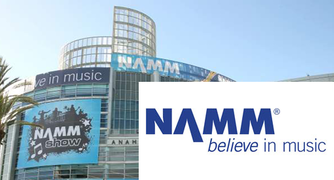 NAMM Show Recognises John Packer with a Music Award