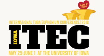 International Tuba Euphonium Association Conference 2019