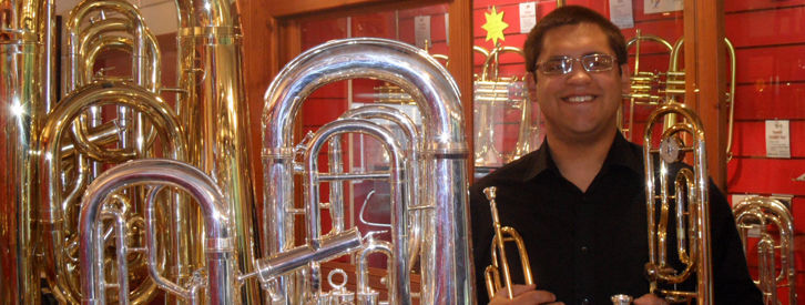 Musician to Perfect all Instruments in Exam Board