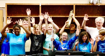 JP Musical Instruments supports Tornado victims in Alabama