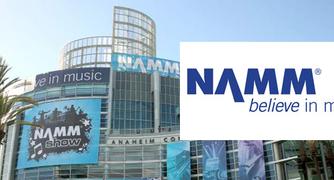 NAMM Show 2020!