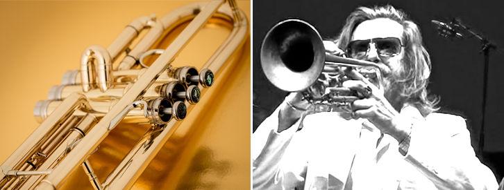 Jon Scott composes 'Blues for the JP351'