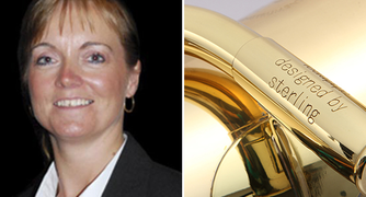 Kate Williams reviews top end JP euphoniums