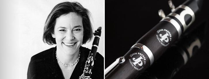 Fiona Cross reviews JP321 Wooden Bb Clarinet