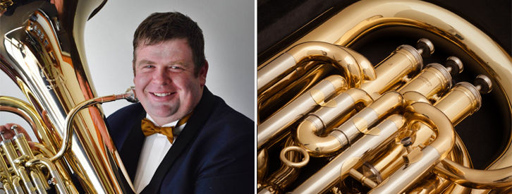 Nigel Seaton, principal tuba for Woolston Brass Band reviews the JP377 Sterling EEb Tuba