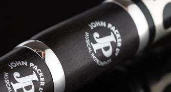 NEW JP321 Bb Wooden Clarinet