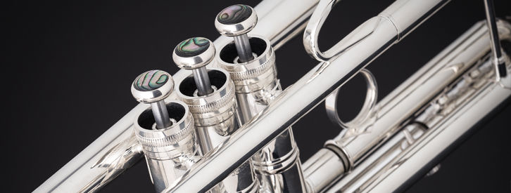 "New JP351SW Heavyweight Bb trumpet ""an excellent instrument"""