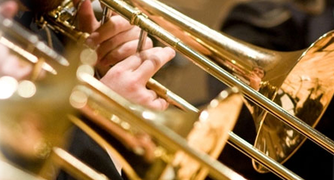 What JP instruments would a brass band choose?