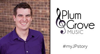 Rick Thacker from Plum Grove Music tells his JP Story...