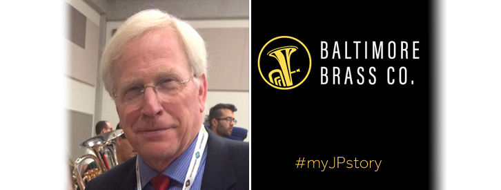 David Fedderly from Baltimore Brass Co tells his JP Story