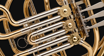 Who is the JP164 French horn for?