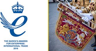 John Packer Wins a  Queen's Award for Enterprise!
