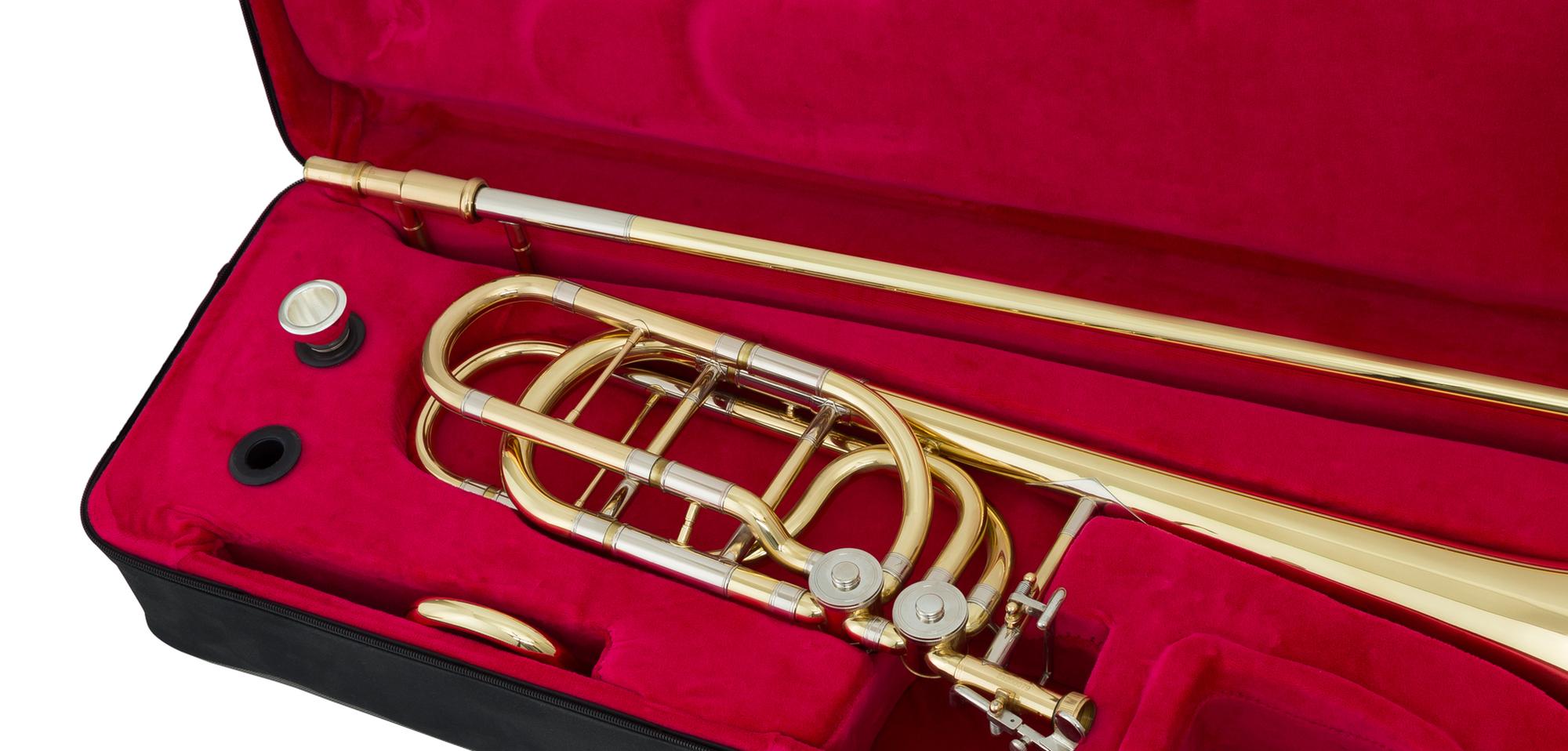 John Packer JP232 Bass Trombone - JP Musical Instruments