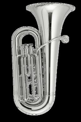 JP078 Tuba Silver CUTOUT