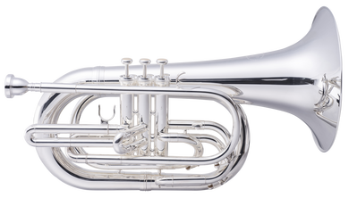 JP2053S Marching Baritone Silver CUTOUT