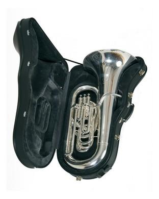 JP3082 Tuba EEb case   open
