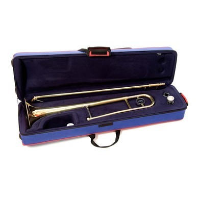 JP8031 Tenor Trombone case open