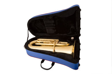 JP077 Tuba Lacquer Instrument In Case Shot