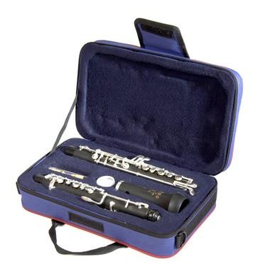 JP8081 oboe case open