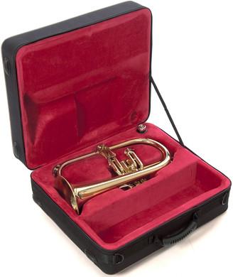 JP8175 flugel horn  case open