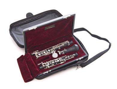 JP8181 oboe case open