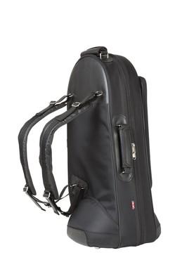 JP856 pro lightweight bari horn case straps
