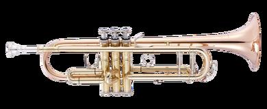 JP251SW Trumpet Bb rose brass CUTOUT