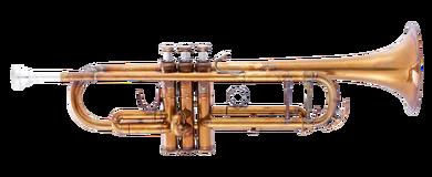JP251SW Trumpet Bb antique CUTOUT