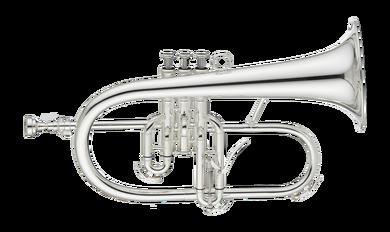 JP275SWS Flugel Horn Silver CUTOUT