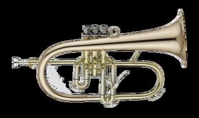 JP275SW Flugel Horn Lacquer CUTOUT