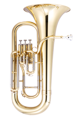 JP074 Bb Euphonium Lacquer CUTOUT  reduced