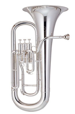 JP074 Euphonium Silverplate CUTOUT reduced