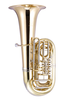 JP379BB Sterling Tuba Lacquer CUTOUT