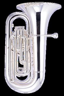 JP378S Sterling Tuba Silver CUTOUT