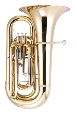 JP378 Sterling Tuba Lacquer CUTOUT
