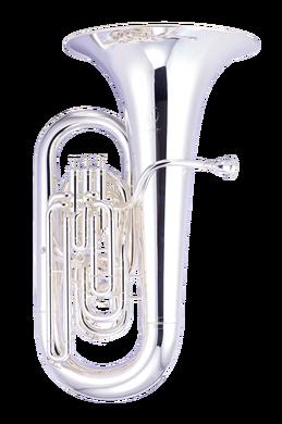 JP377S Sterling Tuba Silver CUTOUT