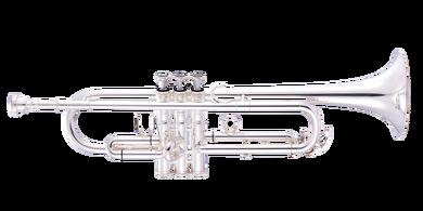 JP351SWLT trumpet silver plate CUTOUT