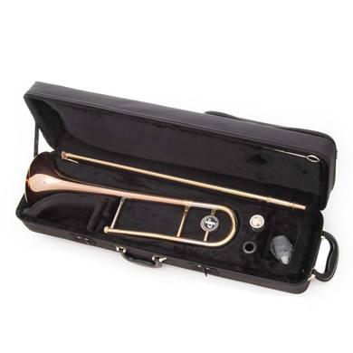 JP132 Tenor Trombone Bb Lacquer GALLERY 1