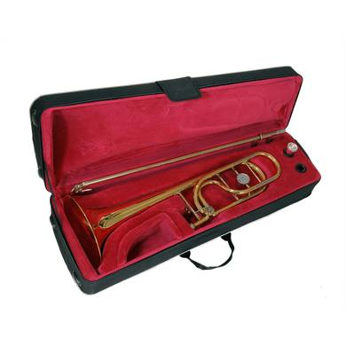 JP233 Rath Bass Trombone IN CASE SHOT