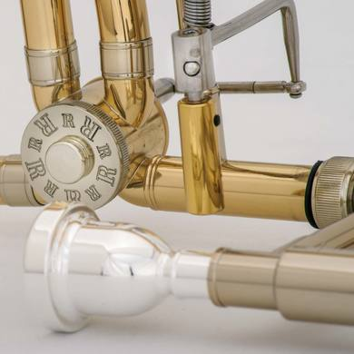 Jp233 Rath bass trombone MACRO SHOT