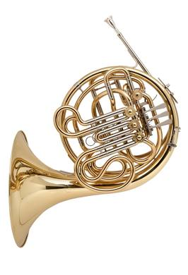JP164 French Horn INSTRUMENT SHOT