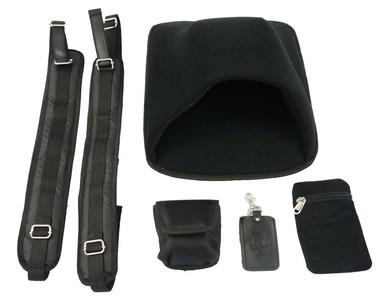 JP857 pro lightweight french horn case bits