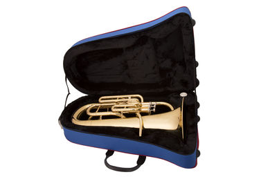 JP174 Euphonium Lacquer Instrument In Case Shot