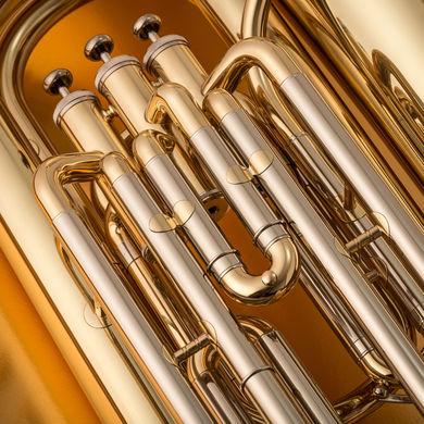 JP078 Tuba Lacquer Macro Shot