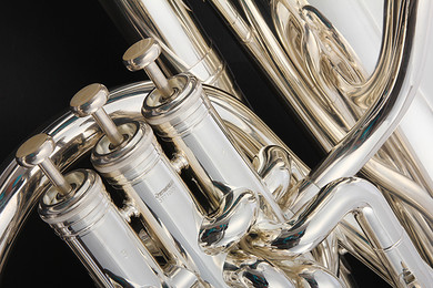 IMG 1338 3 JP377 Sterling Tuba Silver plate