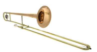 JP132R Tenor Trombone Bb angled CUTOUT