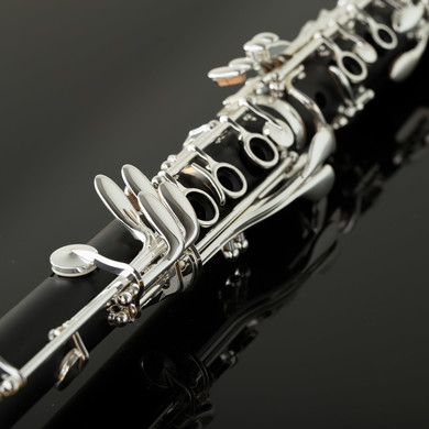 JP221 Bb Clarinet Macro Shot 1962
