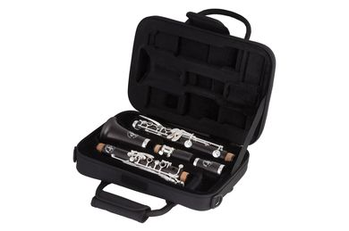 JP321 Bb Clarinet Instrument In Case Shot